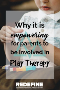 Parents in Play Therapy