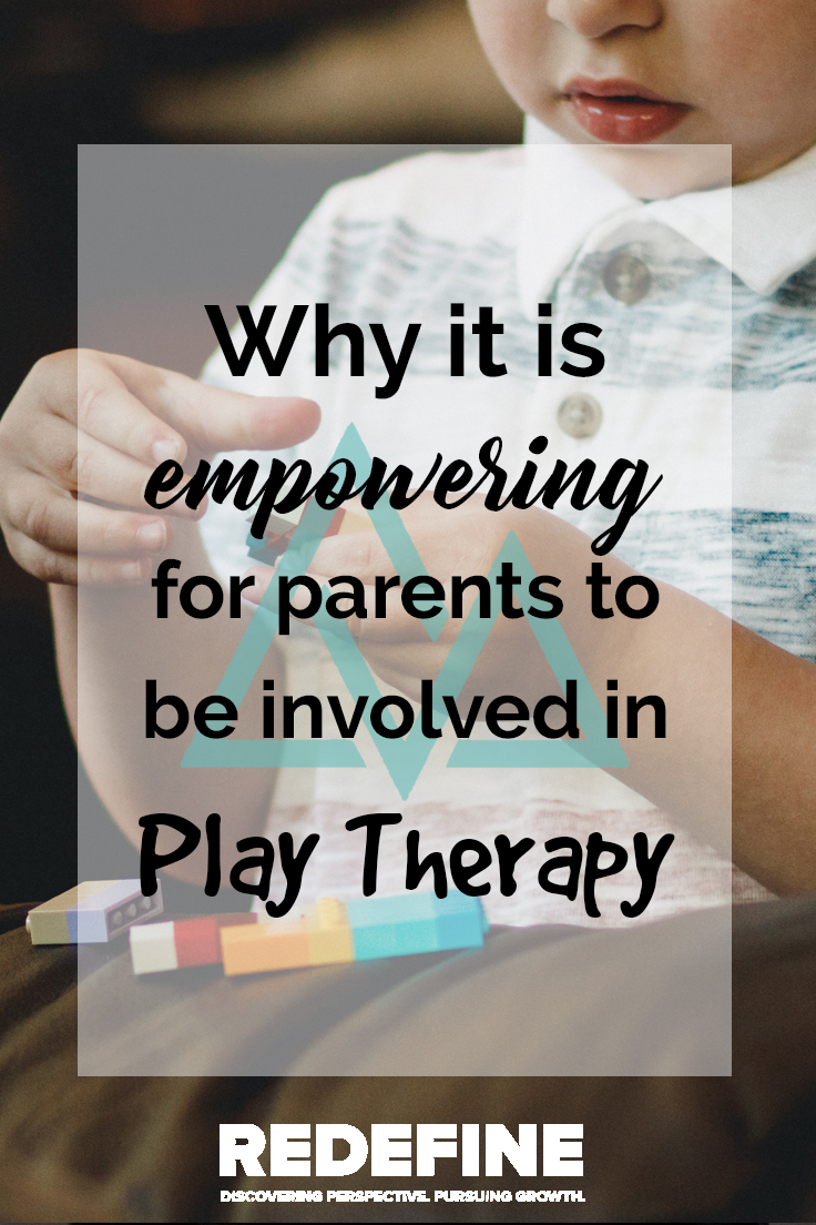 parents in play therapy redefine